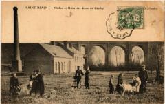 Saint-Benin - Viaduc et Usine des Eaux de Caudry - Saint-Benin