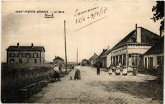 Saint-Pierre-Brouck - La Gare - Saint-Pierre-Brouck