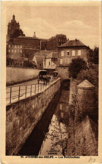 Avesnes-sur-Helpe - Les Fortifications - Avesnes-sur-Helpe