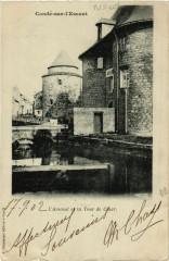 Conde-sur-l'Escaut - L'Arsenal et la Tour de Cesar - Condé-sur-l'Escaut