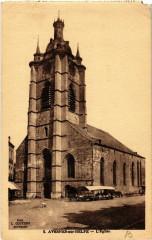 Avesnes-sur-Helpe - L'Eglise - Avesnes-sur-Helpe