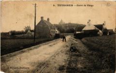 Teteghem - Entrée du Village - Hem