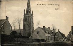 Socx - Entrée du Village - Socx