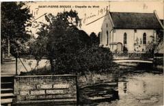 Saint-Pierre-Brouck - Chapelle du West - Saint-Pierre-Brouck