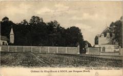 Chateau du Klap-Houck a Socx par Bergues - Socx