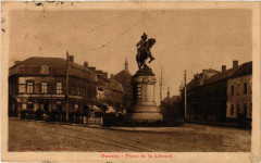 Denain - Place de la Liberte - Denain