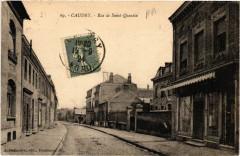 Caudry - Rue de Saint-Quentin - Caudry