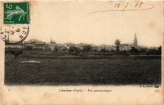 Caudry - Vue panoramique - Caudry