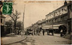 Aniche - Le Boulevard National - Aniche