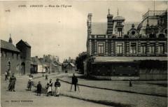 Abscon - Rue de l'Eglise - Abscon