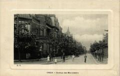 Croix - Avenue des Maronniers - Croix