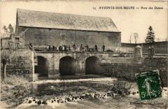 Avesnes-sur-Helpe - Pont des Dames - Avesnes-sur-Helpe