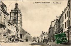 Avesnes-sur-Helpe - Place d'Armes - Avesnes-sur-Helpe