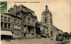 Avesnes-sur-Helpe - La place d'Armes - Avesnes-sur-Helpe