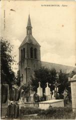 Saint-Pierre-Brouck - Eglise - Saint-Pierre-Brouck