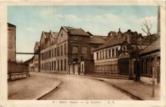 Iwuy Nord-La Sucrerie - Iwuy