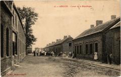 Abscon - Coron de la republique - Abscon