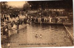 Aubigny-au-Bac Plage - Nord - La piscine - Aubigny-au-Bac