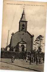Montigny-en-Ostrevent - Les boches volent les cloches de - Montigny-en-Ostrevent