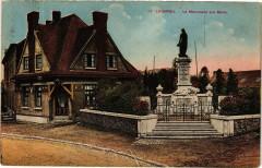 17 Louvroil - Le monument aux morts - Louvroil
