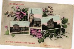 De Beaufort - Je Vous Adresse ces Fleurs - Beaufort