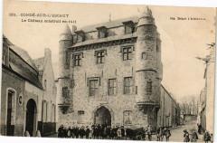 Conde-sur-L'Escaut - Le Chateau construit en 1411 - Condé-sur-l'Escaut