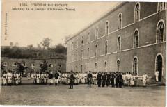 Conde-sur-L'Escaut - Interieur de la caserne d'infanterie - Condé-sur-l'Escaut