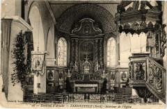 Env. d'Arneke - Zermezéele - Interieur de l'Eglise - Zermezeele