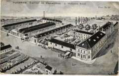 Huileries - Carlier et Ducatillon a Willems Nord - Willems
