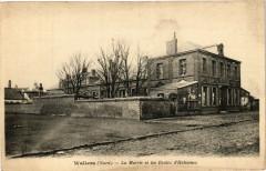 Wallers - La Mairie et les Ecoles d'Helesmes - Wallers