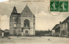 Almeneches L'Eglise - Almenêches