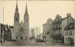 Vimoutiers Place Cour aux Moines Maison Grelbin - Vimoutiers
