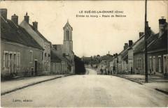 Le Gue De La Chaine Entrée du bourg Route de Belleme - Bellême
