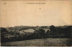 Panorama de Belleme - Bellême