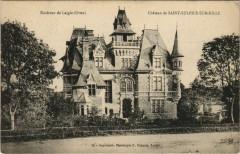 Env. de Laigle Chateau de Saint-Sulpice-sur-Risle - Saint-Sulpice-sur-Risle