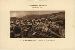 Pont-Erambourg Vallée de la Vere Cotes de Berjou - Berjou