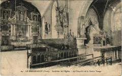 Le Merlerault Intérieur de l'Eglise - Le Merlerault