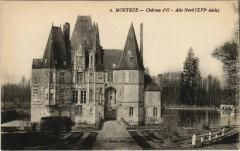 Mortree Chateau d'O Aile Nord - Mortrée