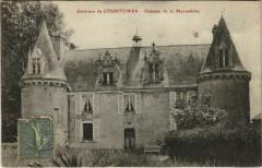 Env. de Courtomer Chatea de la Morandier - Courtomer