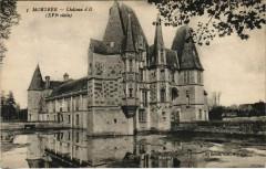 Mortree Chateau d'O - Mortrée
