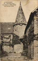 Ceauce Vieux Manor de Bois Vezin - Ceaucé