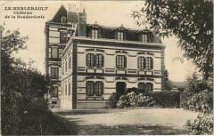 Le Merlerault Chateau de la Soudarderie - Le Merlerault