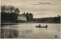 Le Mage Chateau de Feuillet Etang et Parc - Le Mage