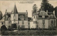 Le-Pin-la-Garenne Le Chateau de la Peloniere - Le Pin-la-Garenne