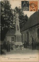 Saint-Aubin-de-Bonneval Le Monumnet - Saint-Aubin-de-Bonneval