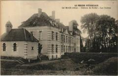 Le Mage Chateau de Feillet Les Douves - Le Mage