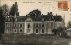 Courgeout Chateau des Guillets France - Courgeoût