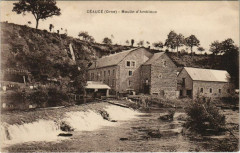 Ceauce Moulin d'Ambloux France - Ceaucé