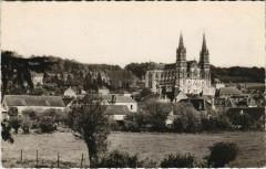 La Chapelle Montligeon Vue Nord-Ouest France - La Chapelle-Montligeon