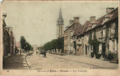Messei Rue Principale France - Messei
